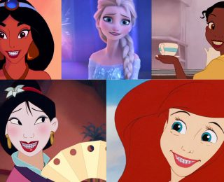 Et si les princesses Disney portaient un appareil dentaire ?