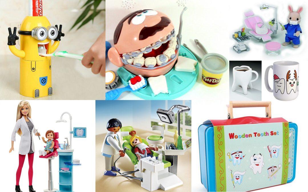Les cadeaux de Noël pour les chirurgiens-dentistes en herbe